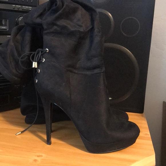 Thalia Sodi Shoes - BRAND NEW Thalia Sodi knee high heels